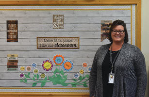 Former paraeducator moves into new position at high school